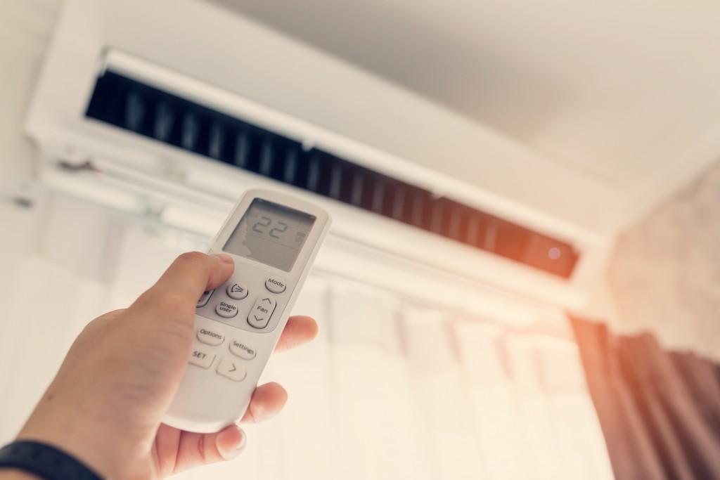 air conditioner concept